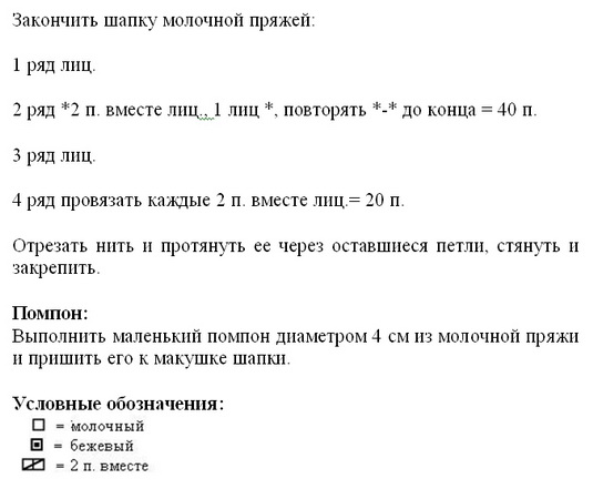 shemy_vyazaniya_shapok_spitsami_5