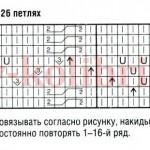 shema-uzora-azhurnye-listya