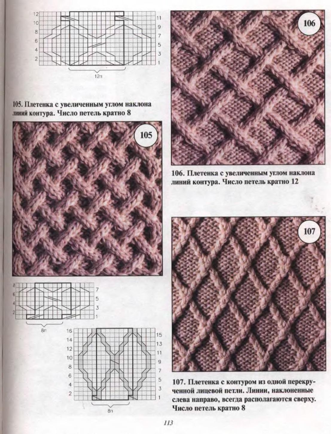 плетенка схема с описанием