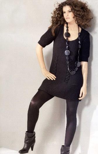 Маленькое черное платье в стиле Chanel
