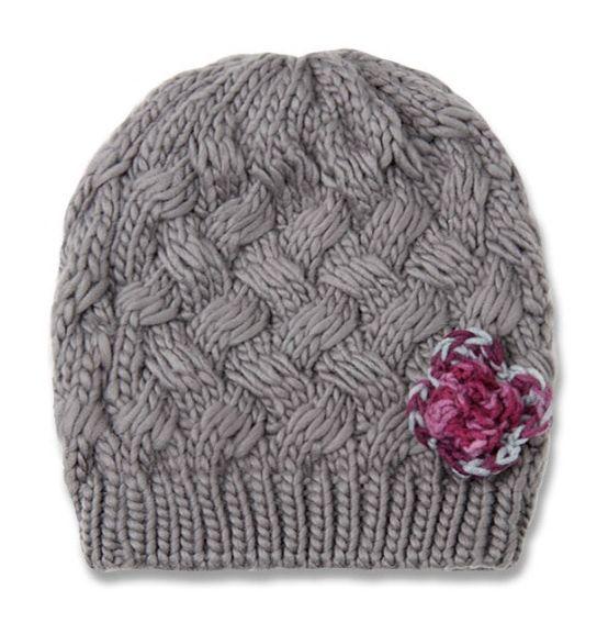 Вязание шапок спицами: модель