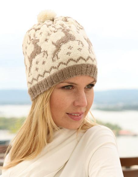 Вязание шапок спицами: шапочка