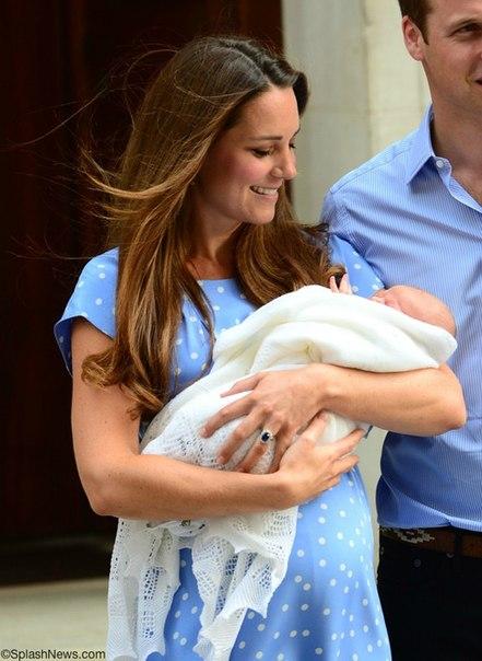 Королевский плед для новорожденного спицами