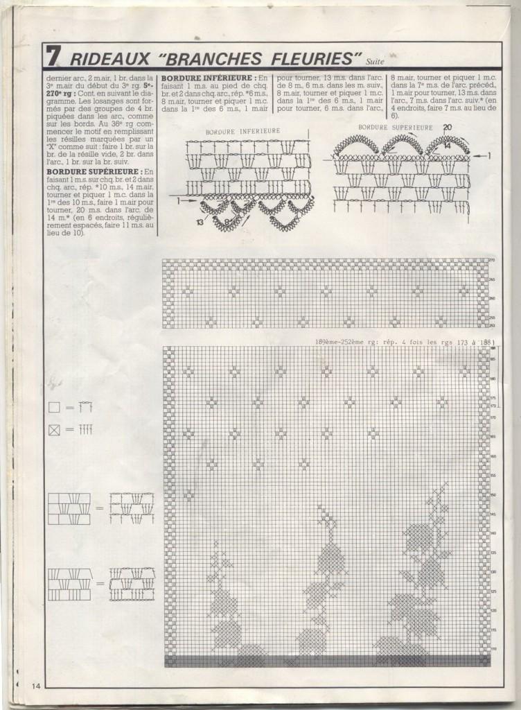 Занавески «Ландыши»2 (2)