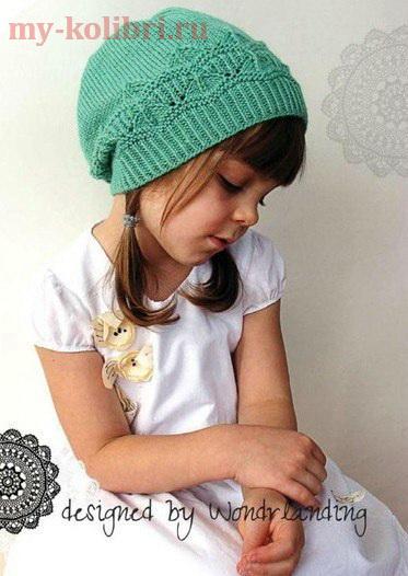 Пряжа для вязания шапочки для новорожденного 82