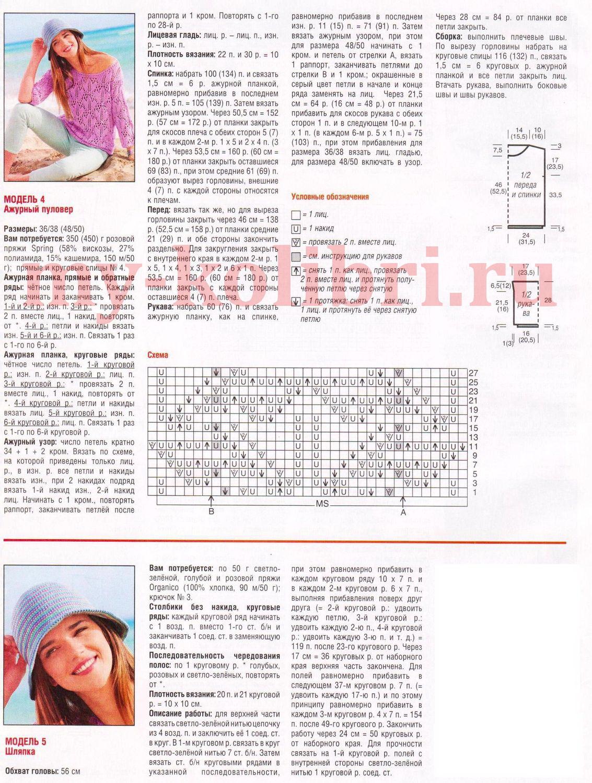 Вязание женские модели с описанием крючком для женщин