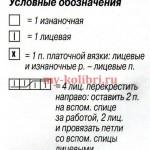 Мужской жилет спицами дорожками из кос_6